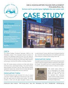 AGI Case Study - GBCA Facade