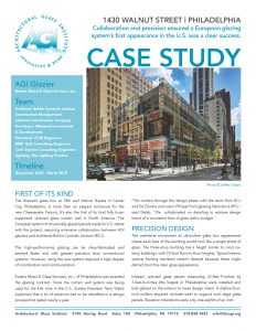 AGI Case Study - Cheesecake Factory