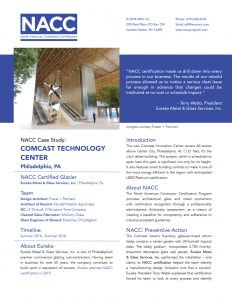 NACC Case Study - Comcast