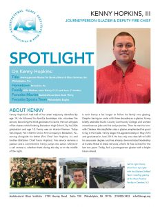 AGI Spotlight 32 - Kenny Hopkins III