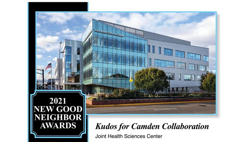 New Good Neighbor Award